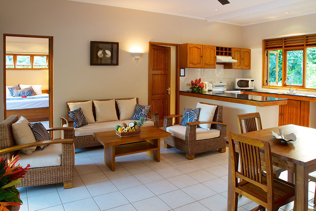 Cheap accommodation Seychelles