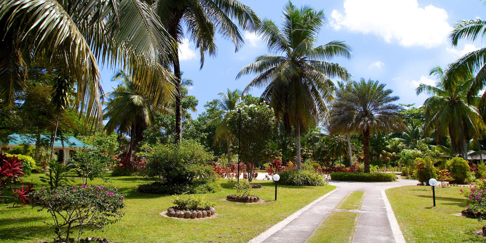 Hotels in Praslin Seychelles